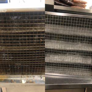 чистка фильтра вентиляции